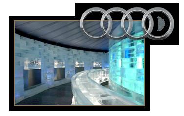 25 Jahre R.A.D Sicherheit – Audi Ice Lounge