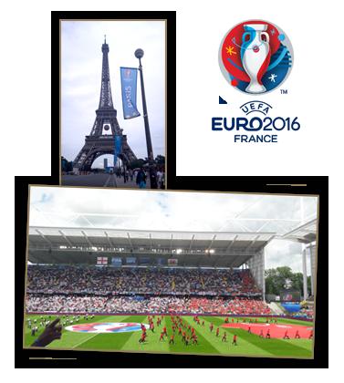 25 Jahre Sicherheit – EURO 2016