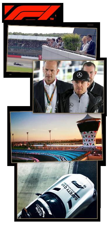 25 Jahre R.A.D Sicherheit – Formula 1