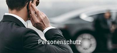 Personenschutz